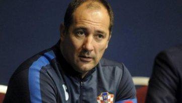 Игор Штимац может встать у руля украинского клуба