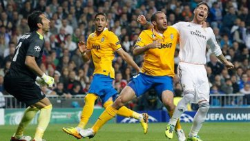 «Ювентус» уезжает из Мадрида ни с чем