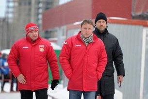 В Уфе опровергли слухи о том, что команду возглавит Красножан