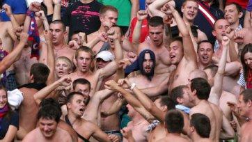 УЕФА может наказать ЦСКА за поведение фанатов