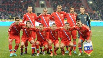 Сборная России товарищеские матчи проведет в ОАЭ