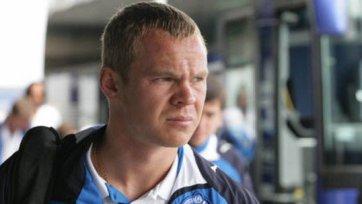 Александр Анюков может продолжить карьеру в «Рубине»?