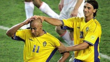 Ларссон: «Ибрагимовичем гордится вся Швеция»