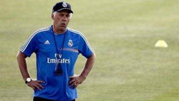 Анчелотти: «Пусть все считают фаворитом «Эль-Классико» «Барселону» - нам это только на руку»