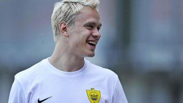 Ещенко остается в «Анжи»