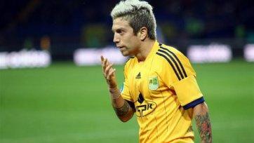 Селекционеры «Атлетико» положили глаз на игрока «Металлиста»