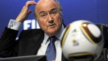 Блаттер: «Проблемы нужно решать, бойкот турнира – это не выход»