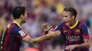 «Барселона» сильнее в эль-классико