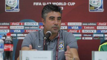 Галло: «Стиль игры сборной России опасен для Бразилии»
