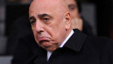 Галлиани раскритиковал итальянских арбитров