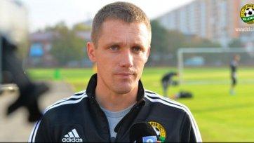 Гончаренко: «Надо прибавлять от матча к матчу»