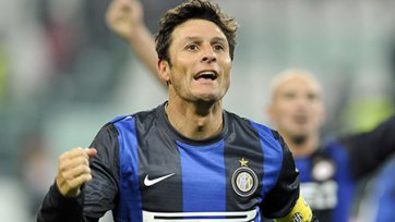 Дзанетти не прочь остаться в «Интере» и после окончания футбольной карьеры