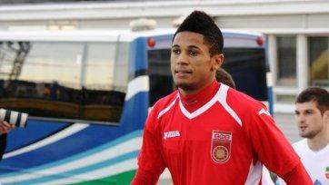 Диего Карлос хотел бы выступать за сборную России