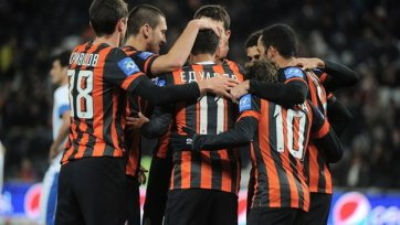 «Шахтер» без проблем вышел в 1/4 финала Кубка Украины