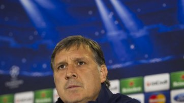Мартино: «Сыграли хорошо, могли забить еще больше»