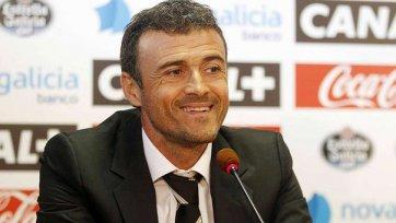 Луис Энрике: «В первом тайме мы на равных боролись с одной из лучших команд мира»