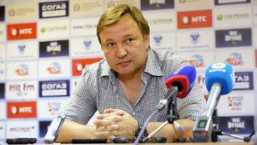 Калитвинцев: «Дали шанс молодым, так как играть на два фронта мы не можем»