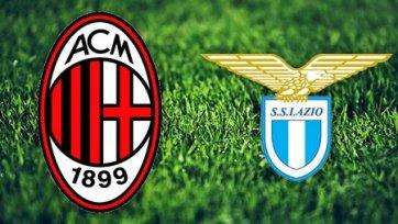 Анонс. «Милан» - «Лацио». Битва титулованных неудачников