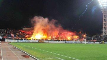 Беспорядки на матче «Шинник» - «Спартак» спровоцировал «фанат» хозяев?
