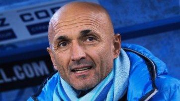 Спаллетти: «Справедливо, что мы прекратили борьбу в Кубке России»