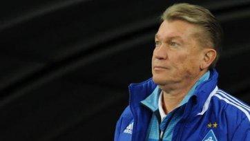Блохин: «В Свердловске добротная и организованная команда»