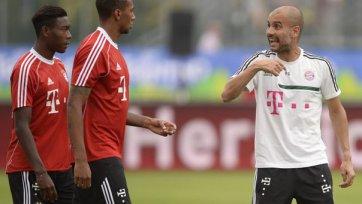 «Бавария» хочет продлить Боатенга и Алабу
