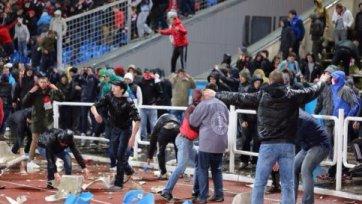 Большинство «фанатов» «Спартака» отпущены, но разбирательство не окончено