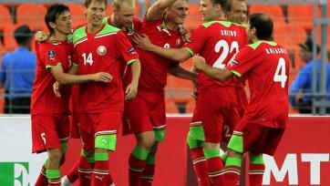 Сборная Белоруссии определилась с соперниками