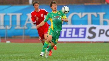 «Кубань» не смогла одолеть команду третьего дивизиона России