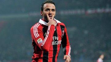 «Лацио» хочет арендовать форварда «Милана»