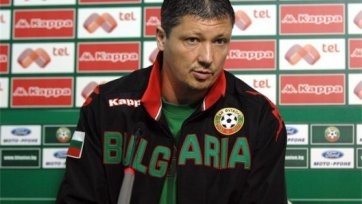 Сборную Болгарии еще два года будет тренировать Пенев