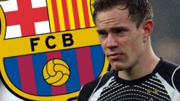 Покупка Тер Штегена обойдется «Барселоне» примерно в 25 млн. евро