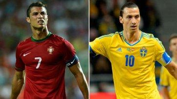 Роналду vs Ибрагимович. Кого будет не хватать больше?