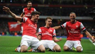 «Арсенал» уходит в отрыв