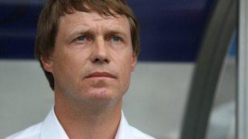 Олег Кононов: «Мы играли в атаке не так, как нужно было»