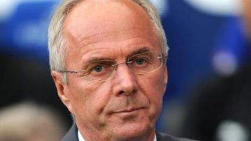 Эрикссон не верит в победу Англии на чемпионате мира