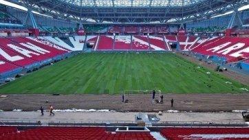На «Казань Арене» будет использоваться новый уникальный дренаж