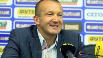 Григорчук: «Мы проводим хороший сезон, но в ЛЕ нам не хватает опыта»