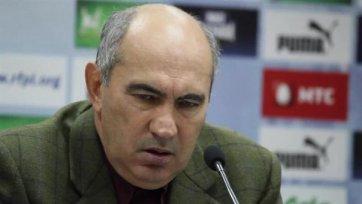 Бердыев: «Уиган» является фаворитом нашей группы»