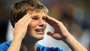 Аршавин: «Мы расстроены результатом»