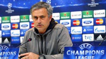 Моуринью: «Исход матча был ясен после второго гола»