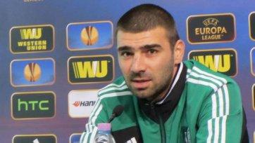 Стоянов: «С «Черноморцем» будет тяжело, но мы настроены на победу»