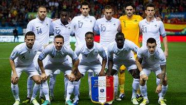 Французы с составом на стыковые матчи определились