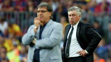 Анчелотти самый высокооплачиваемый тренер в Испании