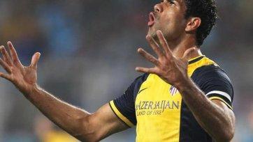 Диего Коста в ожидании испанского дебюта