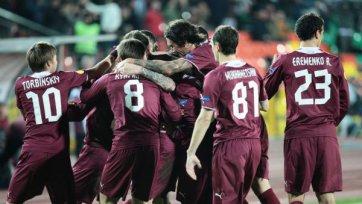«Рубин» обеспечил себе путевку в плей-офф
