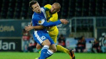 «Днепр» гарантировал себе место в плей-офф Лиги Европы