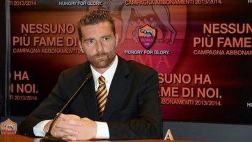 Де Санктис: «С Руди Гарсией «Рома» может стать великой командой»