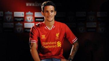 Луис Альберто: «В Англии более атлетичный футбол, но я начинаю привыкать»