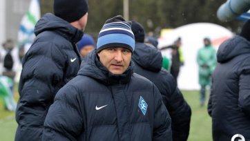 Александр Цыганков: «Сегодня мы не заслуживали поражения»